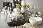 Avoca lodging housewares included